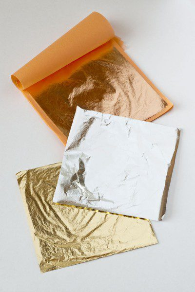 bladsølv 20 ark løse ark